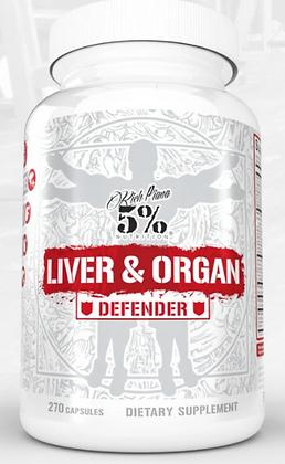 5% Liver & Organ Defender