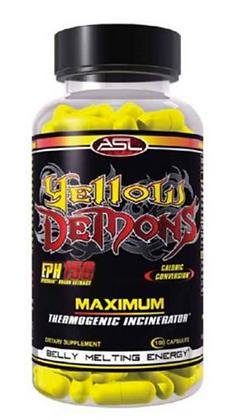 ASL Yellow Demons Capsule