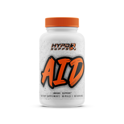 HYPD AID IMMUNE SUPPORT