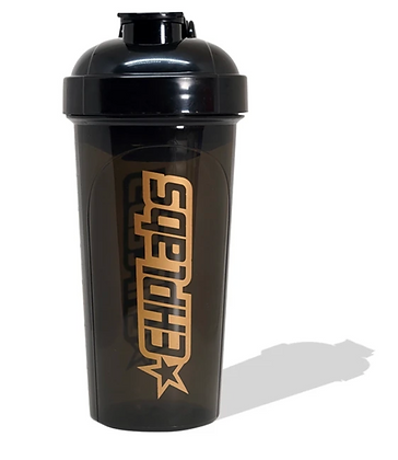 EHP Labs Shaker Cup Black/Gold