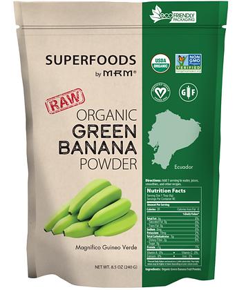 MRM Organic Green Banana Powder