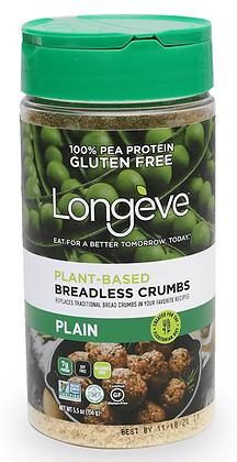 Longeve Plant-Based Plain Breadless Crumbs