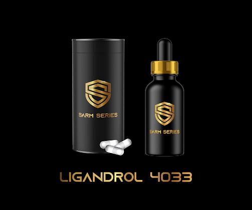 SARM SERIES Ligandrol 4033