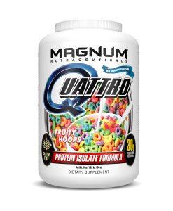 Magnum Quattro Fruity Hoops 4lb