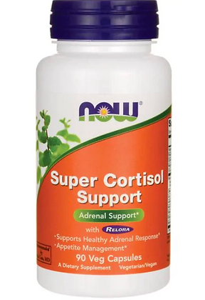 Now Brand Super Cortisol Support