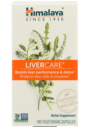 Liver Care 180caps