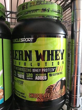 Muscle Sport Lean Whey