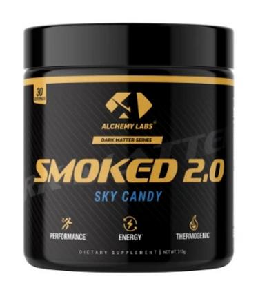 SMOKED 2.0 PRE WORKOU