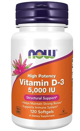 Vitamin D-3 5,000 IU