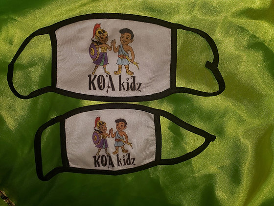 KOA Kidz Adult Mask
