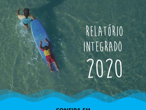 Projeto Ondas lança Relatório de Atividades de 2020