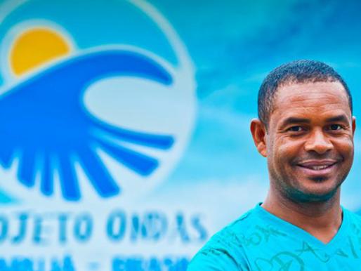 Jojó de Olivença: campeão nas ondas e na vida