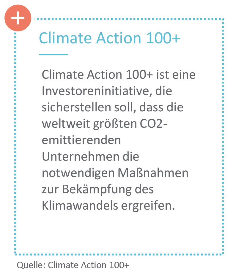 Climate Action 100¨+