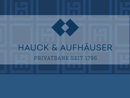 Ethius Web-Seminar@ Hauck & Aufhäuser