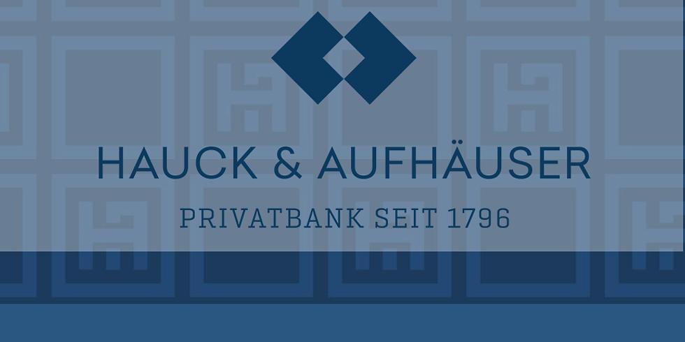 Ethius Web-Seminar @ Hauck & Aufhäuser