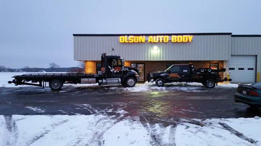 Olson Auto Body and Towing
