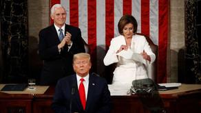 Impeach Pelosi, and Kamala Harris --Not Trump!