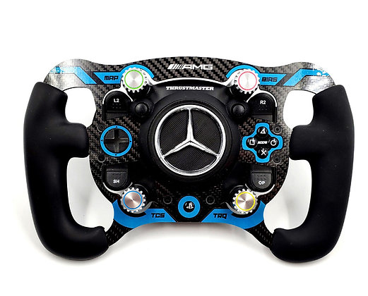 AMG GT3 Style Plate for TGT