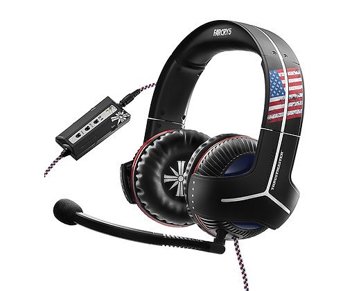 Y350CPX 7.1 Far Cry 5 Gaming Headset