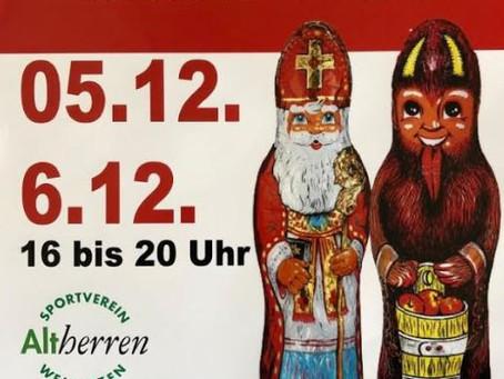 Nikolaus und Krampus 2019