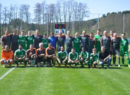 """Spielbericht gegen Grazer SC """"Altherren"""""""