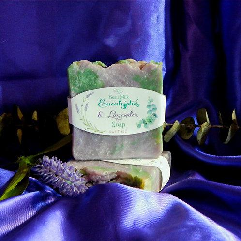 Eucalyptus & Lavender Soaps