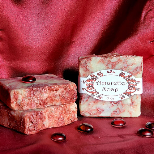 Amaretto Soap