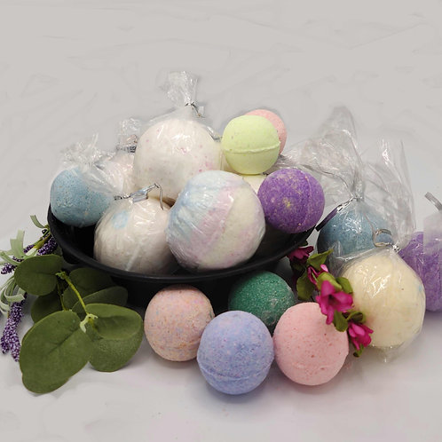 Bath Bombs (Fizzies)