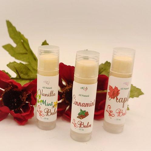 Revitalizing Natural Lip Balm