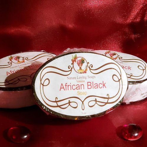 African Black Soap (my version)