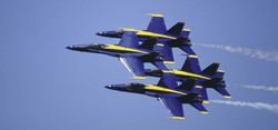 jets over virginia beach