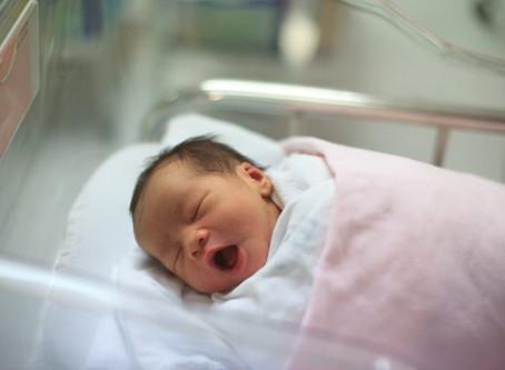 Dicas para visitar recém-nascido em tempos de coronavírus.