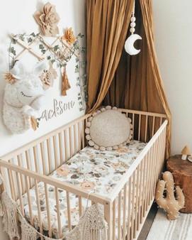 40 Inspirações de Berçário para Bebês Pa