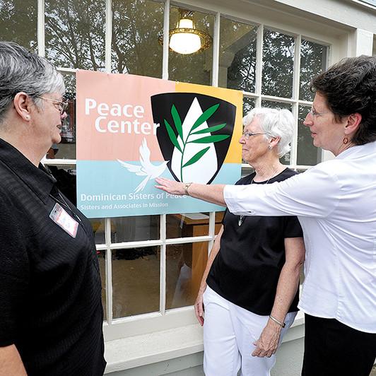 Peace Center Senior Outreach