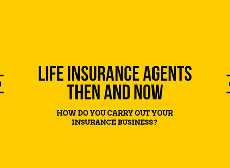 Today's Insurance Agents .....Face Of New Competition to Old School Agents ......