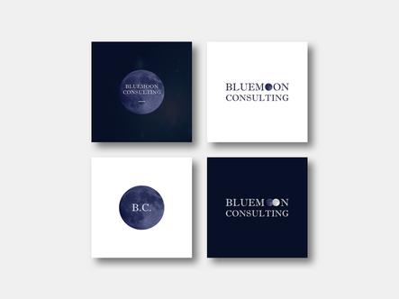 Bluemoon Logo Ideation