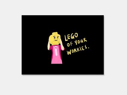 Lego of your Worries