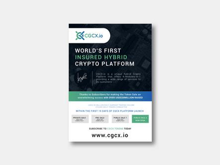 CGCX Flyer