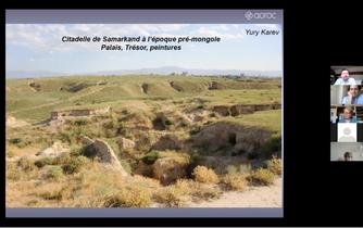 Conférence vidéo: Yury Karev: Citadelle de Samarkand à l'époque pré-mongole