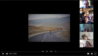 Conférence video: Etienne Gille, graines d' espoir en Afghanistan, quelques actions de l'AFRANE