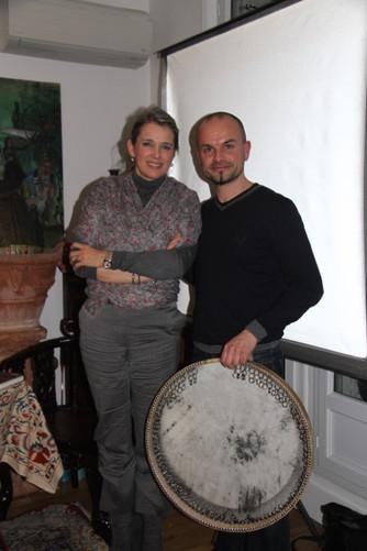 MALEK JAN NE'MATI: grande figure mystique et poétesse du Kurdistan Iranien