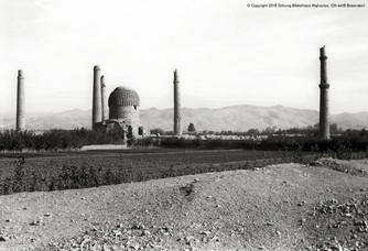 """Complexe dit du """"Mosallâ"""" à Hérat (Afghanistan), nouvelles perspectives sur l'architec"""