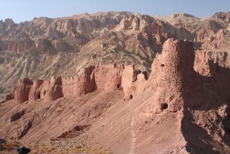 Fortifications du Grand Khorassan , Afghanistan, Iran
