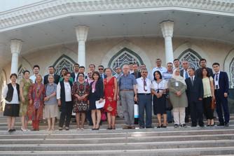 Conférence internationale organisée par le fond Amir Timur à Tachkent