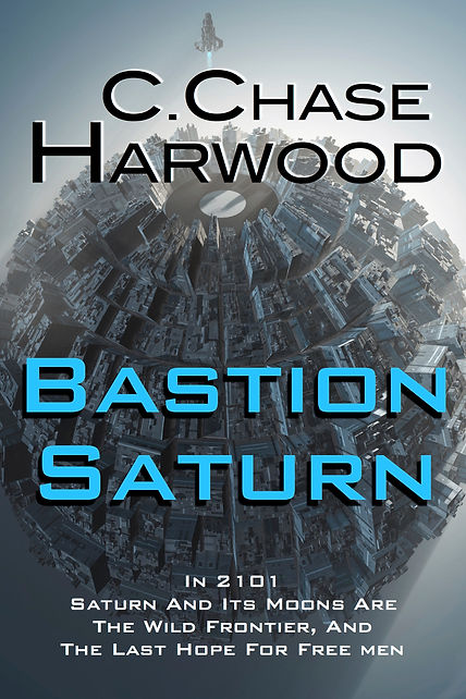 Thecover for thebook Bastion Saturn, Best Science Fiction