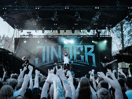 Annuncio Jinjer + special guest Fleshgod Apocalypse
