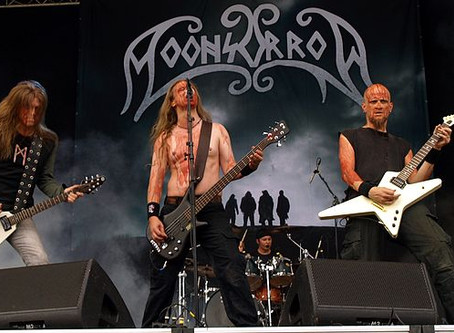 Annuncio Presenza Band Moonsorrow, Novembre e Atlas Pain