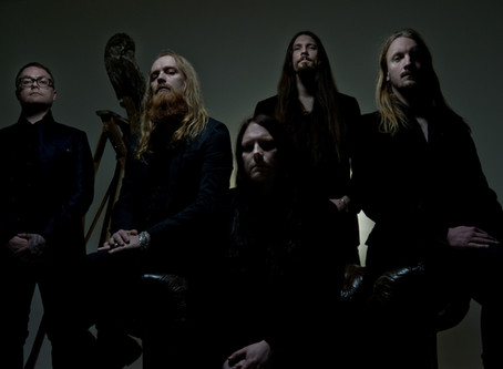 Annuncio Band: Katatonia, Moonspell e Shores Of Null