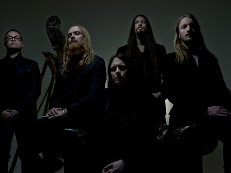 Annuncio Band: Katatonia, Moonspell e Shores Of Null