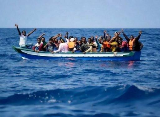 Il rifugiato in mare: salvataggio e accoglienza
